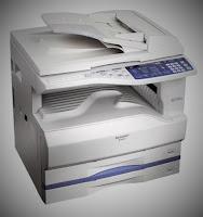 driver impresora sharp ar-m317