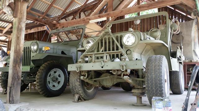Willys M38, Mitsubishi J23