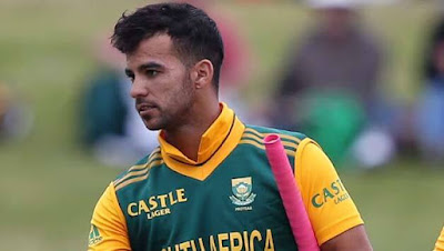 JP Duminy Biography, Age, Height, Weight
