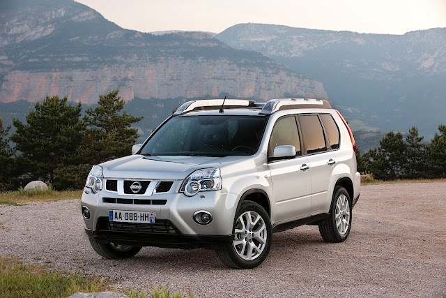 Nissan convoca Frontier e X-Trail para recall