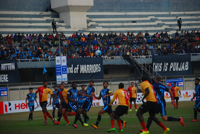 Hero I-League: East Bengal thrash Minerva