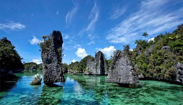 Wisata di Pulau Misool, Pulau Terbaik di Papua Barat