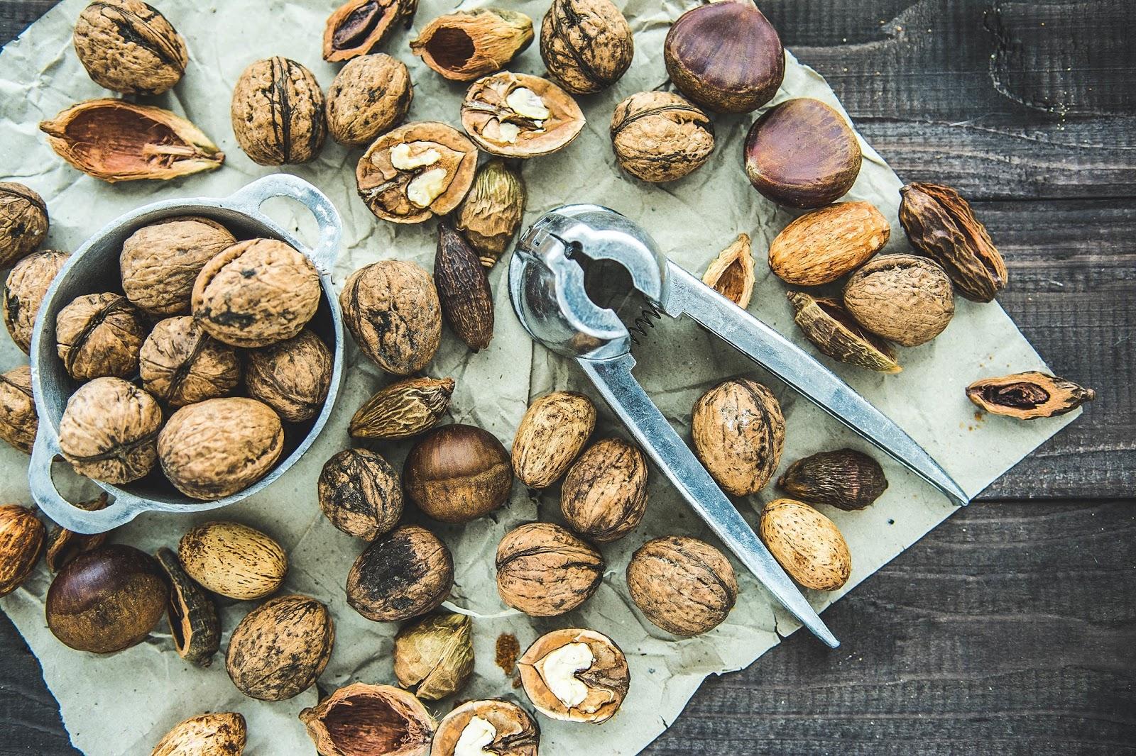 orzechy | odżywianie | zdrowe odżywianie | paleo | zdrowie