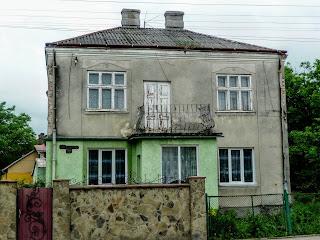 Ходоров. Жилые дома по ул. Шевченко