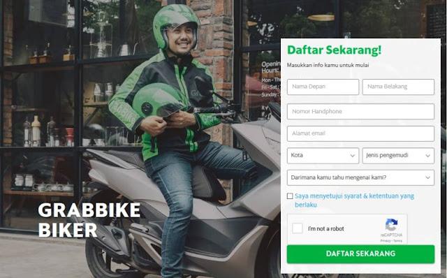 daftar Grabbike Bandung