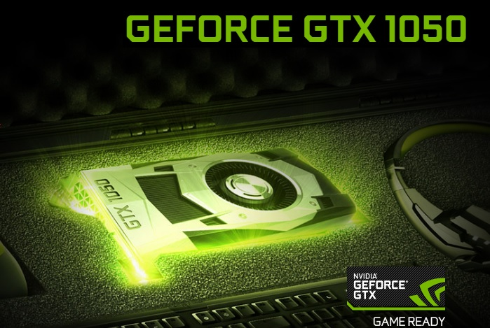 Spesifikasi VGA Card NVIDIA GeForce GTX 1050 dan GeForce GTX 1050 Ti