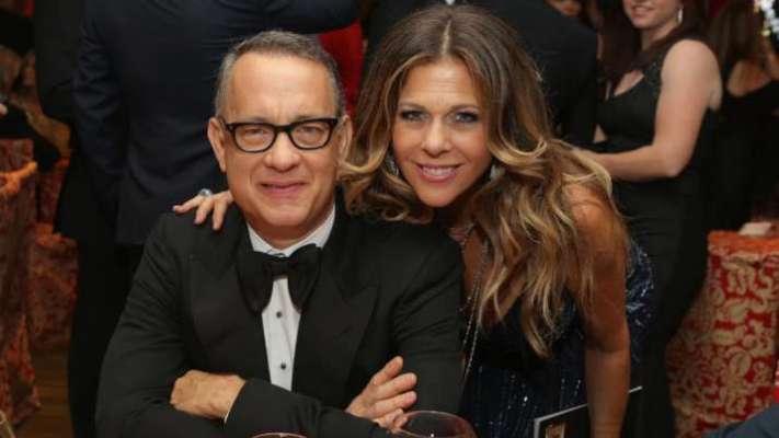 Tom Hanks, Rita Wilson, Hollywood