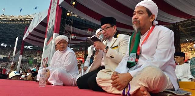 Habib Salim: PKS Total Menangkan Prabowo-Sandi