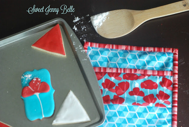 potholder baking cookies desert bloom sweet jenny belle