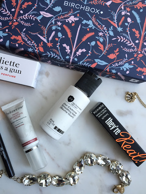 November Birchbox Unboxing Review Beauty Blogger