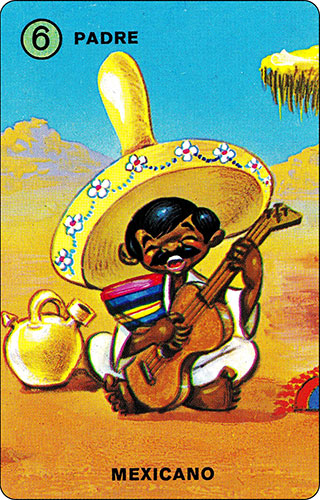 Familias 7 países Mexicana 1