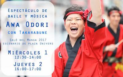"""Actividades de cultura japonesa en el """"XXIII Salón del Manga de Barcelona""""."""