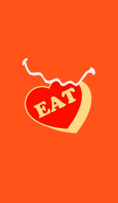 EAT HEART style 4