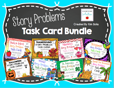 https://www.teacherspayteachers.com/Product/Addition-Subtraction-Math-Story-Problems-Task-Card-Bundle-CCSS-Aligned-1229669