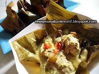 Resep Garang Asem Ayam Kuah Segar Gurih Pakai Santan