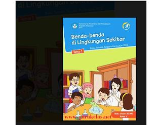 Download Buku Guru dan Siswa Kurikulum 2013 Kelas 5 Revisi Tahun 2017