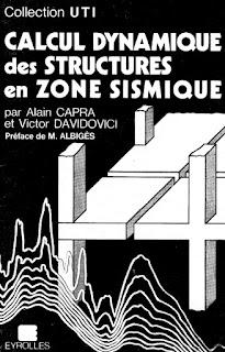 كتاب, اليوم, Calcul ,Dynamique ,des Structures, en ,Zone ,Sismique, pdf