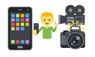 Cara memilih smartphone yang tepat untuk youtuber, Vlogger dan blogger pemula