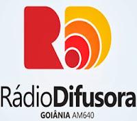 Rádio Difusora AM de Goiânia GO ao vivo