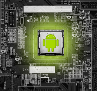 Ilustrasi Chipset Android