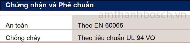 Bộ chọn chương trình Bosch LBC 1430/10