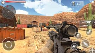 Shooter Gun Killer APK MOD