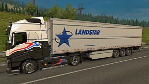 Landstar trailer mod