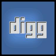 digg button icon