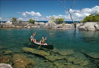 LUGARES DE ÁFRICA: El lago Niassa 10