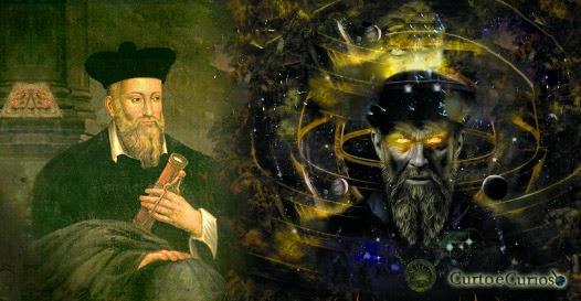 As impressionantes Profecias de Nostradamus