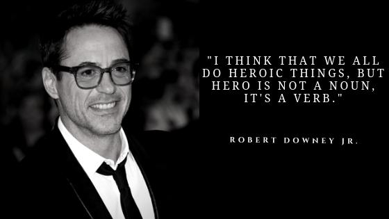 Top 10 Famous Robert Downey Jr Quotes