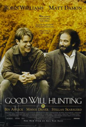 EL INDOMABLE WILL HUNTING (1997) Ver Online – Castellano