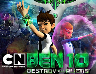 Ben alien 2012 ultimate games new free 10 download