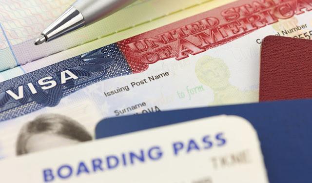 Thay đổi địa điểm gửi hồ sơ xin visa Mỹ qua đường bưu điện