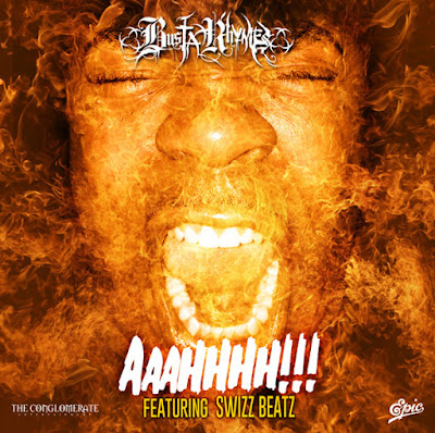 Busta Rhymes Drops New Song 'AAAHHH!!!' feat. Swizz Beatz