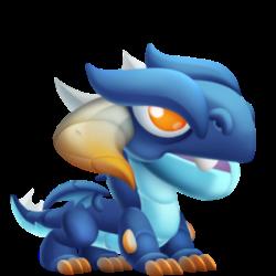 Dragon Roi du Ciel (Enfant)