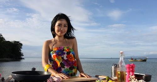 Foto Sexy Chef Rinrin Marinka