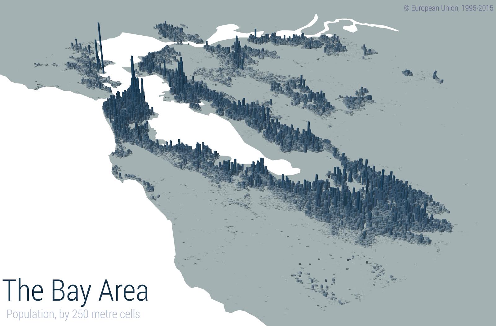 Stats, Maps n Pix: The Global Human Settlement Layer: an