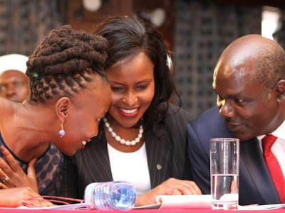 Roselyn Akombe resigned. PHOTO   Courtesy