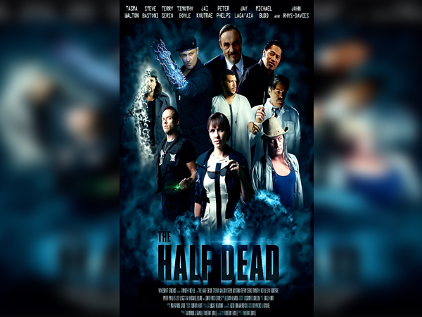 Sinopsis, detail dan nonton trailer Film The Half Dead (2017)