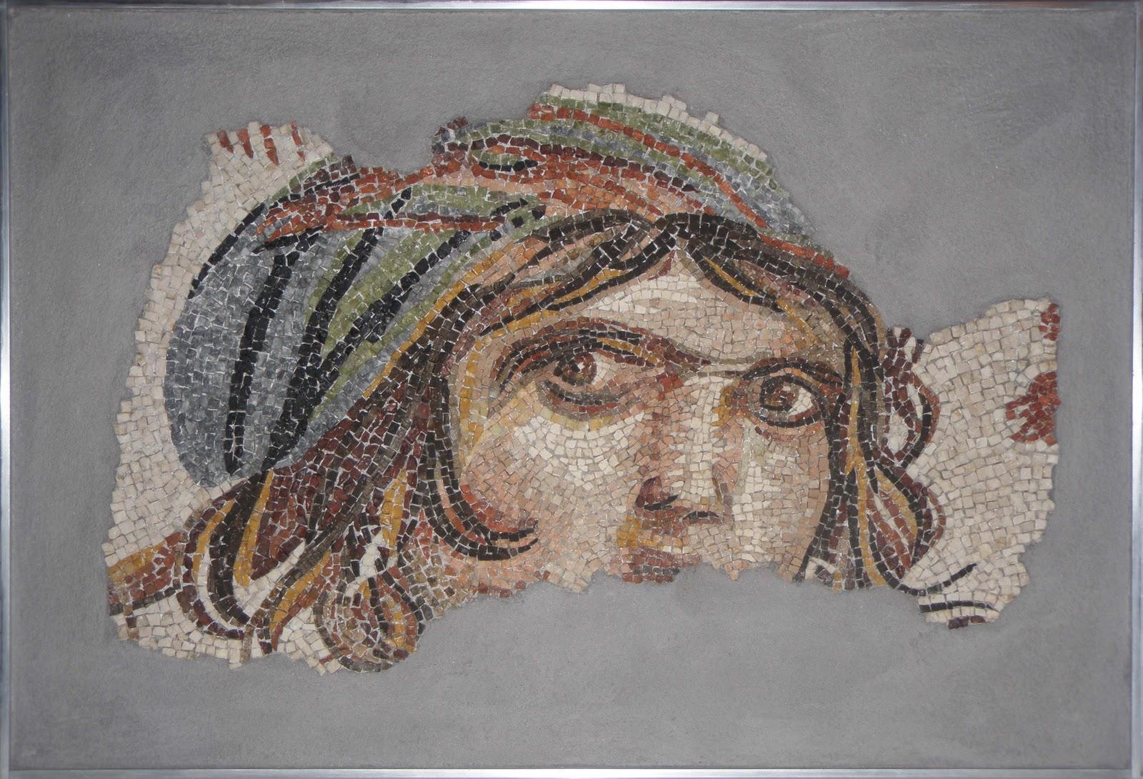 Il Mosaico di ciottoli del Laboratorio Musivarius Copie mosaici antichi