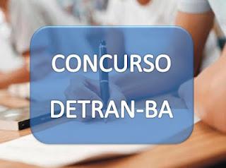 Concurso Detran Bahia