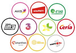 Cara Cek Pulsa Telkomsel Indosat Smartfren Ooredoo XL Tri 3 Axis