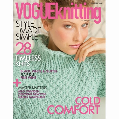89d941d70345 The Knitting Needle and the Damage Done  Vogue Knitting Holiday 2014 ...