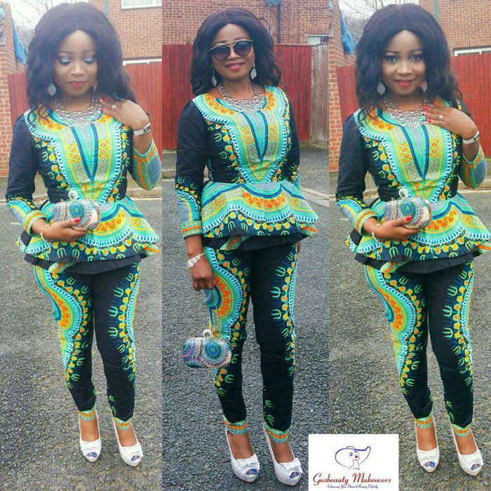 65 Pictures Of The Latest Ankara Tops Styles In 2018