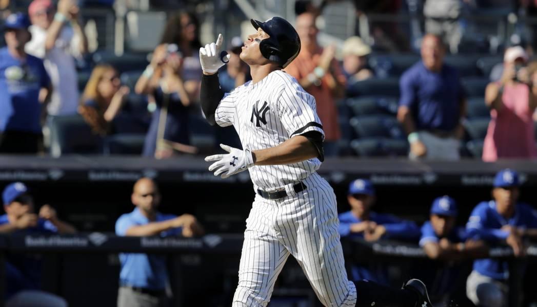 Aaron Judge un novato que le devuelve el esplendor al beisbol de grandes ligas