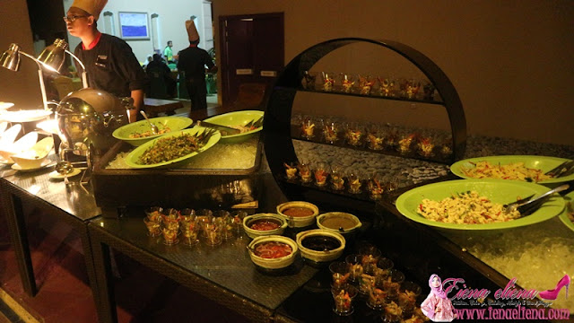 Magical Ramadhan Night di Hotel Pullman Putrajaya Lakeside