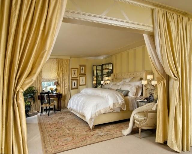 habitación plata oro
