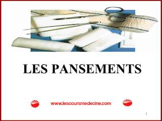 LES PANSEMENTS