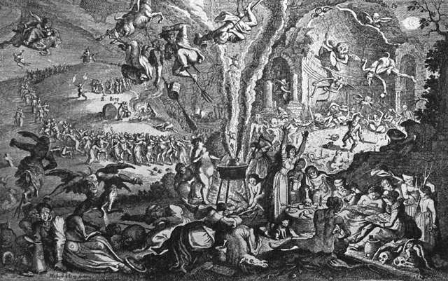 Walpurgis Night, tradition